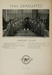 Page 28, 1944 Edition, Humes High School - Senior Herald Yearbook (Memphis, TN) online yearbook collection