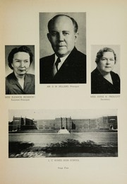 Page 7, 1944 Edition, Humes High School - Senior Herald Yearbook (Memphis, TN) online yearbook collection