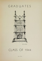 Page 9, 1944 Edition, Humes High School - Senior Herald Yearbook (Memphis, TN) online yearbook collection