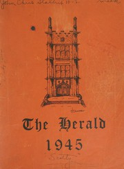 Humes High School - Senior Herald Yearbook (Memphis, TN) online yearbook collection, 1945 Edition, Page 1