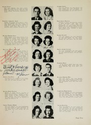 Page 11, 1945 Edition, Humes High School - Senior Herald Yearbook (Memphis, TN) online yearbook collection