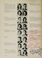 Page 12, 1945 Edition, Humes High School - Senior Herald Yearbook (Memphis, TN) online yearbook collection