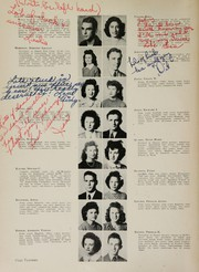 Page 16, 1945 Edition, Humes High School - Senior Herald Yearbook (Memphis, TN) online yearbook collection