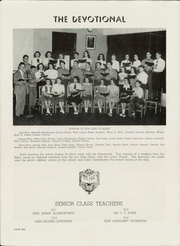 Page 12, 1948 Edition, Humes High School - Senior Herald Yearbook (Memphis, TN) online yearbook collection
