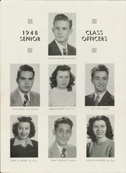 Page 14, 1948 Edition, Humes High School - Senior Herald Yearbook (Memphis, TN) online yearbook collection