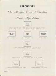 Page 6, 1948 Edition, Humes High School - Senior Herald Yearbook (Memphis, TN) online yearbook collection