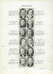 Page 11, 1939 Edition, Bellevue High School - Owl Yearbook (Nashville, TN) online yearbook collection