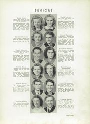 Page 13, 1939 Edition, Bellevue High School - Owl Yearbook (Nashville, TN) online yearbook collection