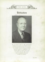 Page 7, 1939 Edition, Bellevue High School - Owl Yearbook (Nashville, TN) online yearbook collection