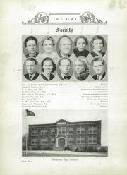 Page 8, 1939 Edition, Bellevue High School - Owl Yearbook (Nashville, TN) online yearbook collection
