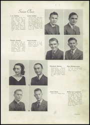 Page 13, 1942 Edition, Bellevue High School - Owl Yearbook (Nashville, TN) online yearbook collection