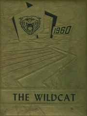 1960 Edition, Wayne County High School - Wildcat Yearbook (Waynesboro, TN)