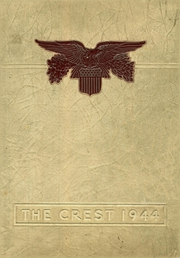 1944 Edition, Donelson High School - Crest Yearbook (Nashville, TN)