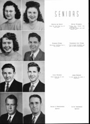 Page 13, 1945 Edition, Donelson High School - Crest Yearbook (Nashville, TN) online yearbook collection