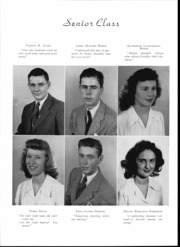 Page 13, 1946 Edition, Donelson High School - Crest Yearbook (Nashville, TN) online yearbook collection