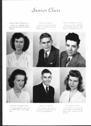 Page 16, 1946 Edition, Donelson High School - Crest Yearbook (Nashville, TN) online yearbook collection
