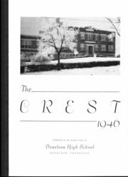 Page 2, 1946 Edition, Donelson High School - Crest Yearbook (Nashville, TN) online yearbook collection