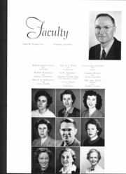 Page 8, 1946 Edition, Donelson High School - Crest Yearbook (Nashville, TN) online yearbook collection