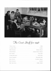 Page 9, 1946 Edition, Donelson High School - Crest Yearbook (Nashville, TN) online yearbook collection