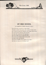 Page 10, 1948 Edition, Donelson High School - Crest Yearbook (Nashville, TN) online yearbook collection
