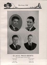 Page 13, 1948 Edition, Donelson High School - Crest Yearbook (Nashville, TN) online yearbook collection