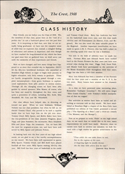 Page 14, 1948 Edition, Donelson High School - Crest Yearbook (Nashville, TN) online yearbook collection