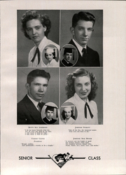 Page 17, 1948 Edition, Donelson High School - Crest Yearbook (Nashville, TN) online yearbook collection