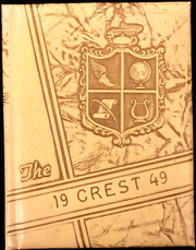 1949 Edition, Donelson High School - Crest Yearbook (Nashville, TN)