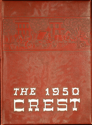 1950 Edition, Donelson High School - Crest Yearbook (Nashville, TN)
