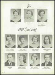 Page 14, 1959 Edition, Donelson High School - Crest Yearbook (Nashville, TN) online yearbook collection