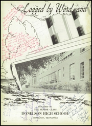 Page 6, 1959 Edition, Donelson High School - Crest Yearbook (Nashville, TN) online yearbook collection