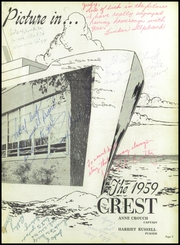 Page 7, 1959 Edition, Donelson High School - Crest Yearbook (Nashville, TN) online yearbook collection