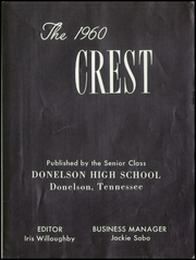 Page 5, 1960 Edition, Donelson High School - Crest Yearbook (Nashville, TN) online yearbook collection