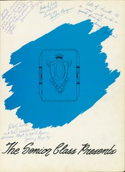 Page 5, 1961 Edition, Donelson High School - Crest Yearbook (Nashville, TN) online yearbook collection