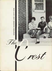 Page 6, 1961 Edition, Donelson High School - Crest Yearbook (Nashville, TN) online yearbook collection
