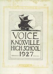 Page 7, 1927 Edition, Knoxville High School - Trojan Yearbook (Knoxville, TN) online yearbook collection