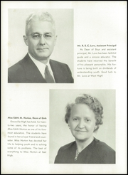 Page 16, 1951 Edition, Knoxville High School - Trojan Yearbook (Knoxville, TN) online yearbook collection