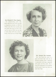 Page 17, 1951 Edition, Knoxville High School - Trojan Yearbook (Knoxville, TN) online yearbook collection
