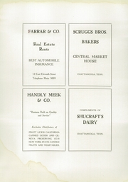 Page 210, 1925 Edition, McCallie High School - Pennant Yearbook (Chattanooga, TN) online yearbook collection