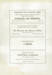Page 212, 1925 Edition, McCallie High School - Pennant Yearbook (Chattanooga, TN) online yearbook collection