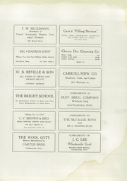 Page 215, 1925 Edition, McCallie High School - Pennant Yearbook (Chattanooga, TN) online yearbook collection