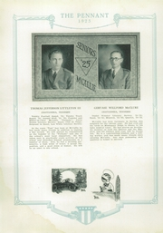 Page 50, 1925 Edition, McCallie High School - Pennant Yearbook (Chattanooga, TN) online yearbook collection