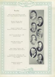 Page 15, 1928 Edition, McCallie High School - Pennant Yearbook (Chattanooga, TN) online yearbook collection