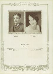 Page 27, 1929 Edition, McCallie High School - Pennant Yearbook (Chattanooga, TN) online yearbook collection
