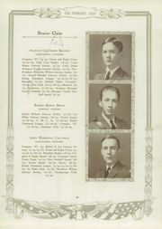 Page 31, 1929 Edition, McCallie High School - Pennant Yearbook (Chattanooga, TN) online yearbook collection