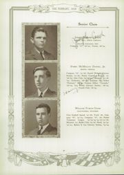 Page 34, 1929 Edition, McCallie High School - Pennant Yearbook (Chattanooga, TN) online yearbook collection