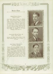 Page 35, 1929 Edition, McCallie High School - Pennant Yearbook (Chattanooga, TN) online yearbook collection