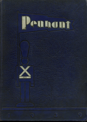 McCallie High School - Pennant Yearbook (Chattanooga, TN) online yearbook collection, 1939 Edition, Page 1