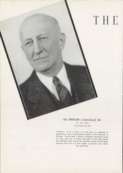 Page 14, 1940 Edition, McCallie High School - Pennant Yearbook (Chattanooga, TN) online yearbook collection