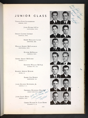 Page 55, 1941 Edition, McCallie High School - Pennant Yearbook (Chattanooga, TN) online yearbook collection